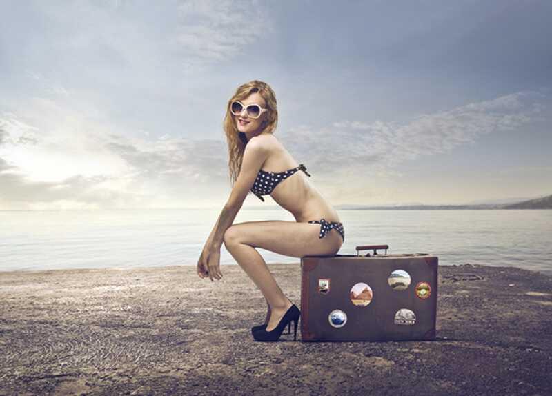 10 potovalnih nasvetov za pakiranje, ki jih mora vsaka punca vedeti