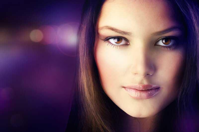 8 contours et soulignant les conseils de maquillage des pros