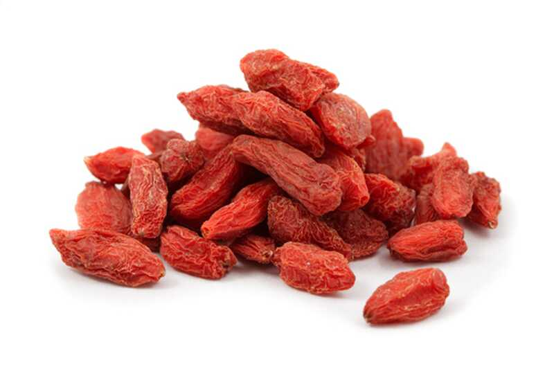 Kaj so goji jagode in kakšne so goji berry ugodnosti za zdravje?