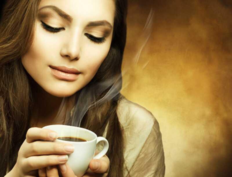 Domače pijače obraza in telesa z recepti kave
