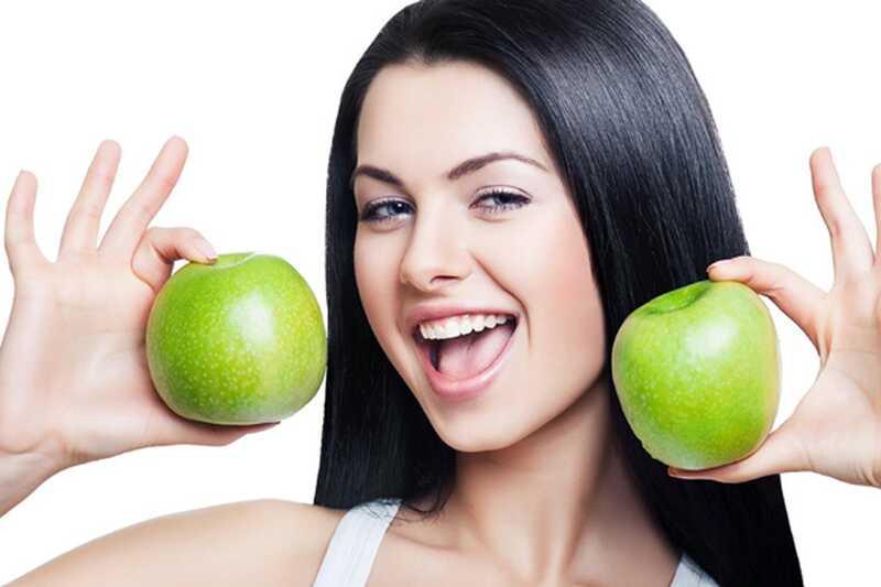 8 helsemessige fordeler av epler: hvorfor er det godt å ha et eple om dagen?