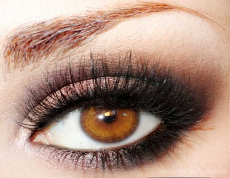 10 makeup nasvetov o tem, kako narediti lepe dima oči