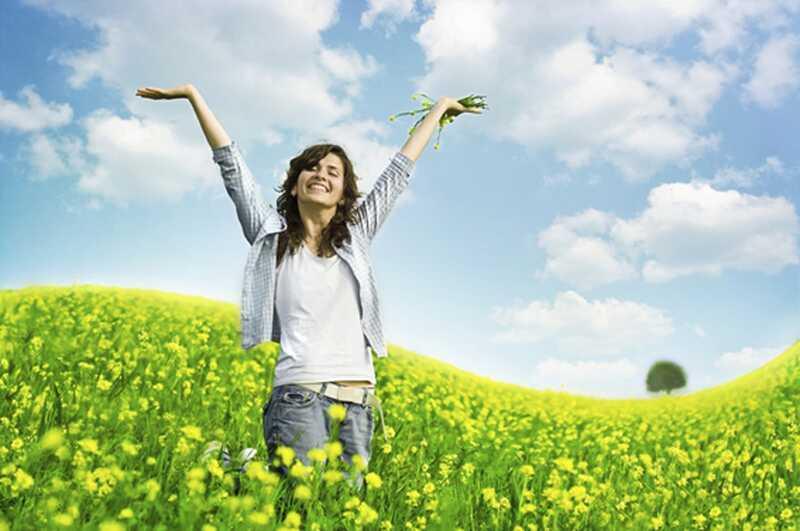 10 čudovitih nasvetov o tem, kako bi srečo postala navada
